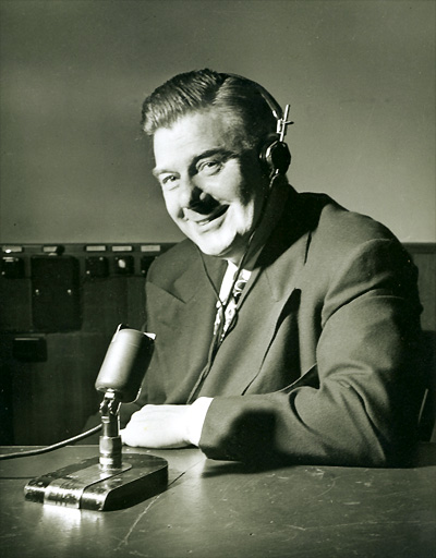 Broadcaster and 'National Grandfather' Arthur Godfrey