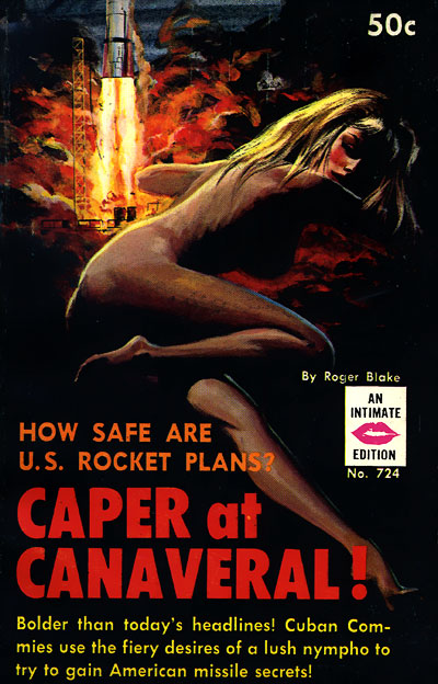 Roger Blake's CAPER AT CANAVERAL