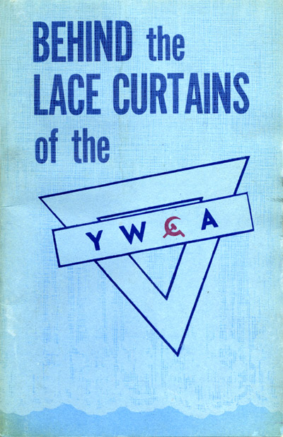 Behind the Lace Curtain of the YWCA by Joseph P. Kamp