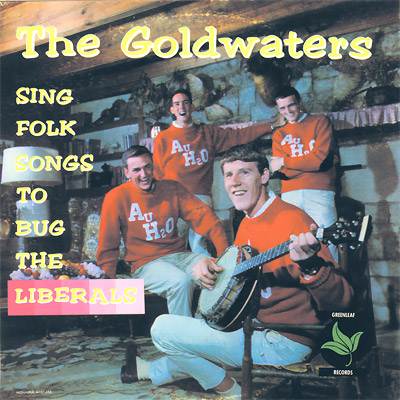 The Goldwaters Sing Songs to Bug the Liberals [1964]