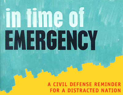 In Time of Emergency: Office of Civil Defense Radio Kits 1968